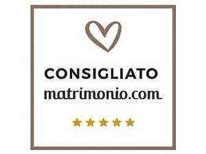 Siamo consigliati da Matrimonio.com